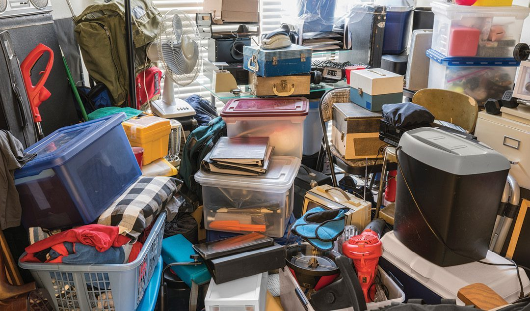 The Lighter Side: How do we get so much home stuff? Mystery solved!