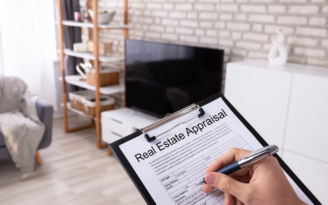 Appraisals and appraisal gaps on a home purchase