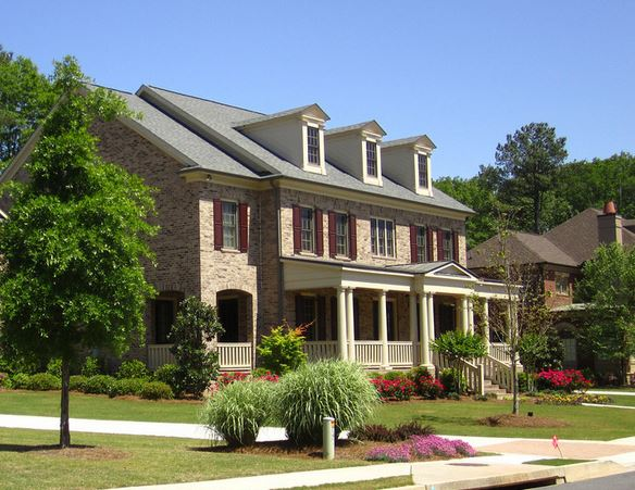 John Wieland Built Home