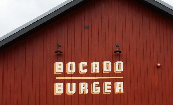 Great Burgers At Bocado Burger