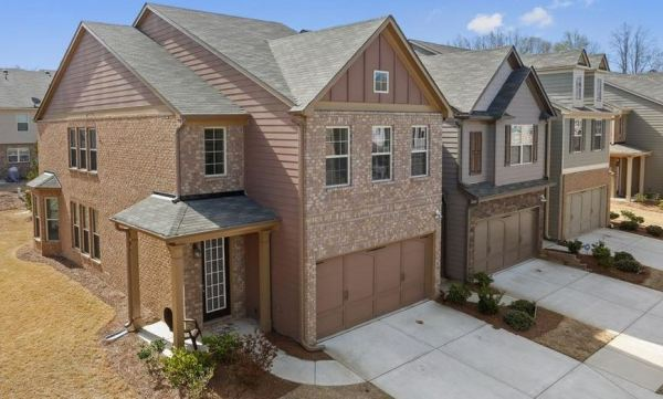 Buford GA Townhomes The Townes Of Avondale