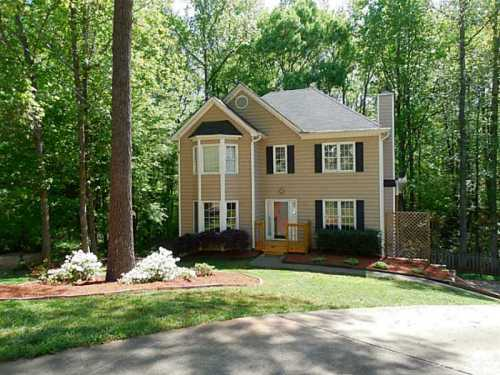 House In Canton GA Cherokee Apple Orchard