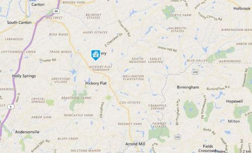 canton-ga-map-location-east-hickory-springs-neighborhood