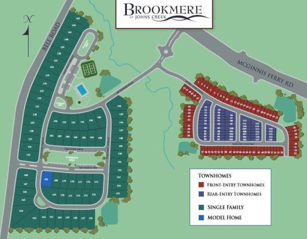 Brookmere At Johns Creek Providence Group