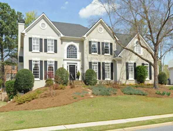 Home In Belmont Marietta GA