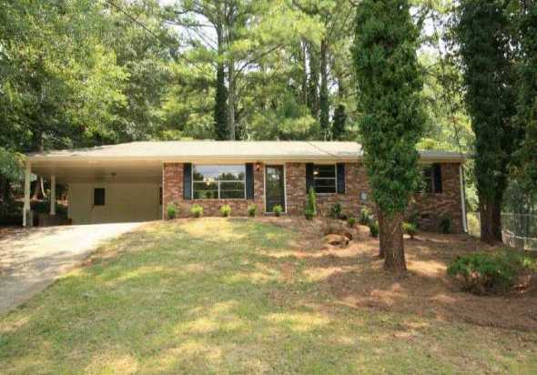 Home In Marietta Addison Heights