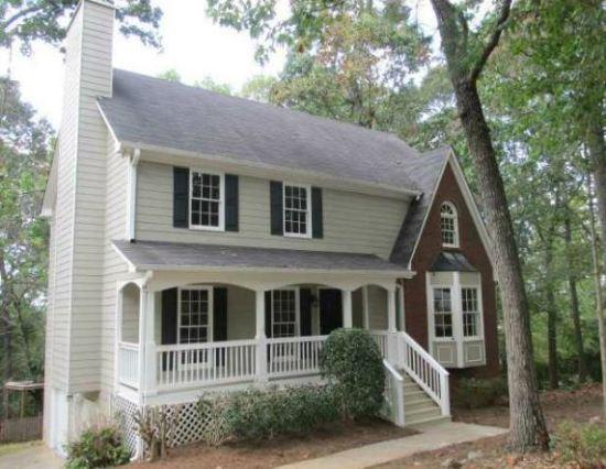 Zachary Woods Marietta Home