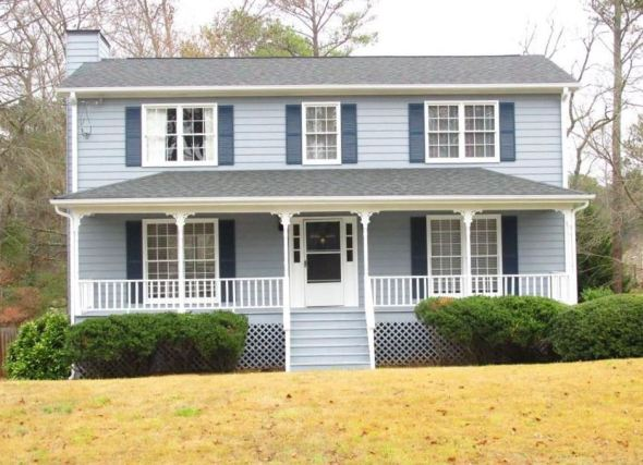 Country Meadows Neighborhood Home In Marietta GA