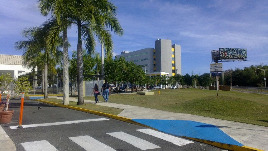 San German Medical Plaza - our introduction to healthcare in puerto rico