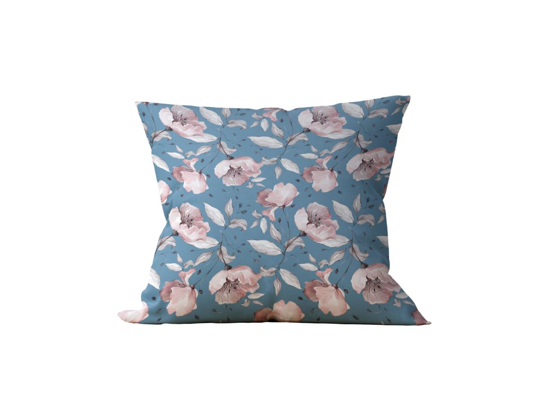 Almofada decorativa Flor Essence - 45x45 - by #1 AtHome Loja