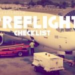 Printable Preflight Checklist: 16 Tips for Stress Free Travel