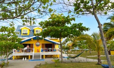 Blackbird Island, Saint George's Caye, Belize – Airbnb Private Island Escape