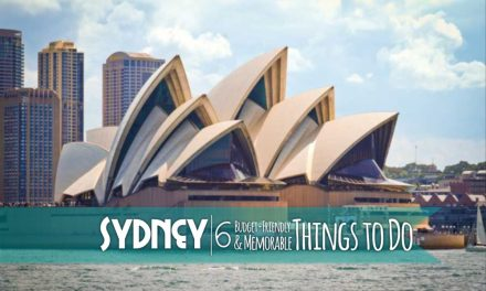 6 Cheap Things to Do on Your Sydney Stopover