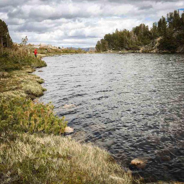 Fishing Montana Mountain Lakes - Absaroka-Beartooth Wilderness