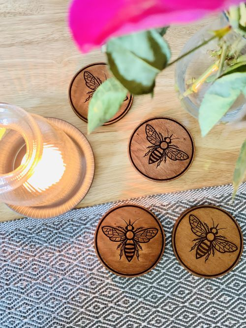 For me and for you coasters