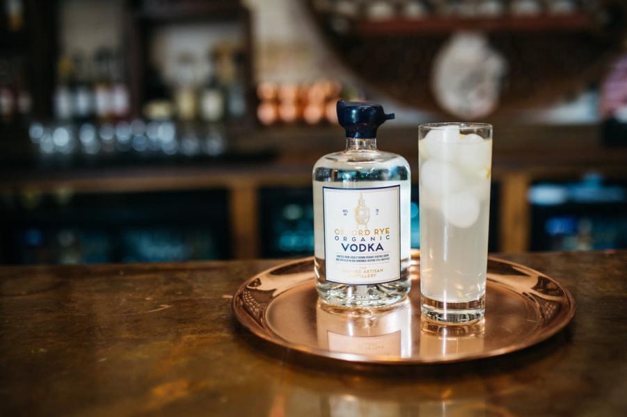 OXFORD RYE ORGANIC VODKA-LONG DRINK