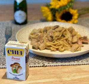 Read more about the article Easy Creamy Chicken and Mushroom Pasta Recipe