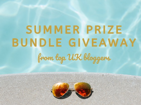 You are currently viewing Giveaway: Summer's Prize Bundle worth over £500