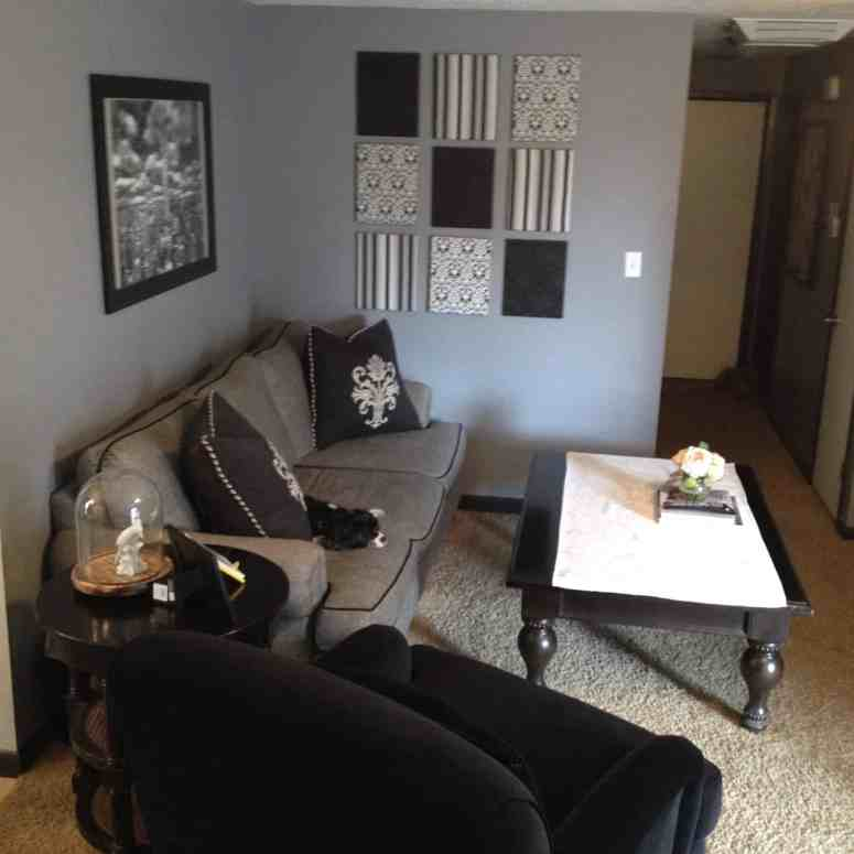 I Decorated My Living Room On A Budget, How I Decorate My Living Room