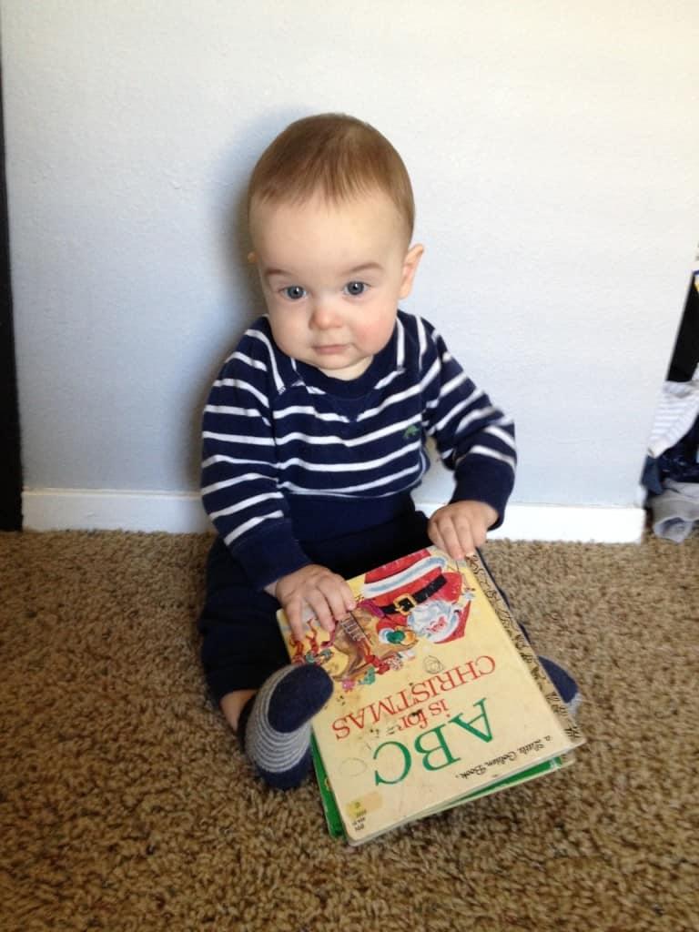 Christmas Traditions- Books