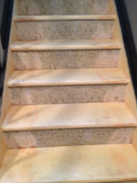 Stairs Removing Paint At Home With Ashley