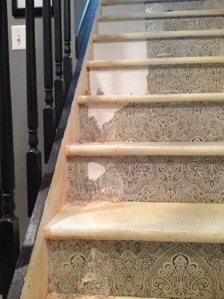 Stairs Removing Paint. How To Remove Paint And Polyurethane From Wood Floors  Easily With Citristrip