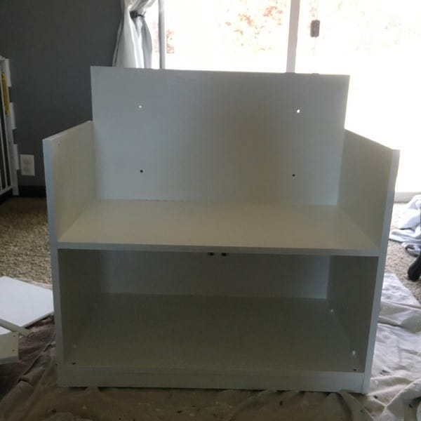 how to make a play kitchen from an entertainment center (17)