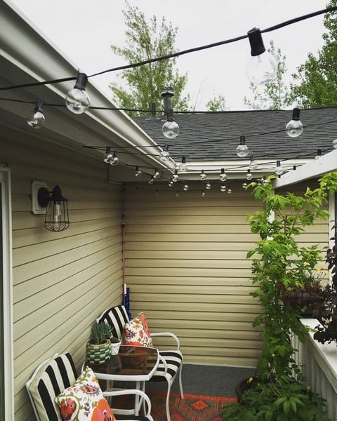 how to update your outdoor deck with lighting (3)