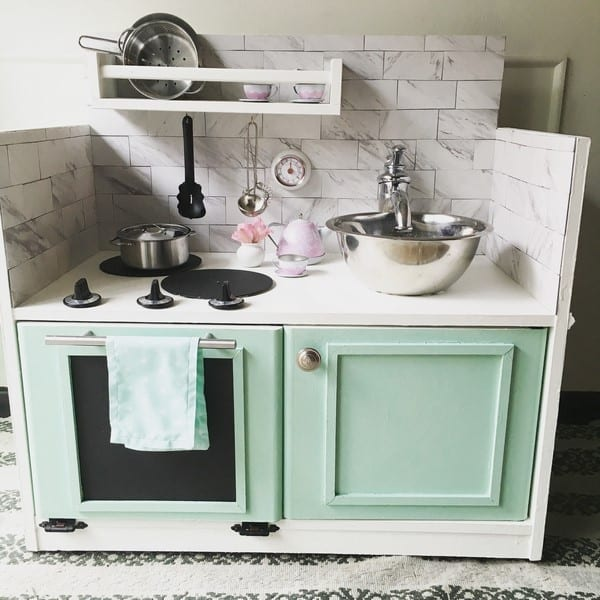 how to make a play kitchen from a 10 piece of furniture at home rh athomewithashley com how to make a play kitchen from cardboard boxes how to make a play kitchen from cardboard boxes