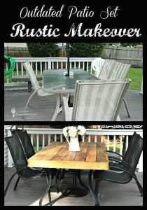 How To Update Old Patio Furniture At Home With Ashley