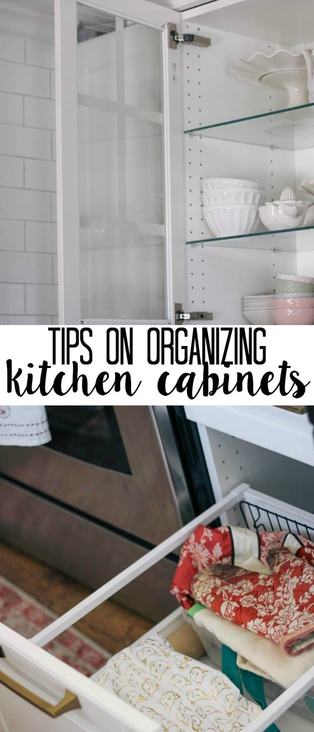 Tips on organizing kitchen cabinets at home with ashley click here to read my full disclosure policy workwithnaturefo