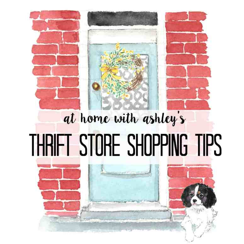 Thrift Store Home Decor Shopping Tips