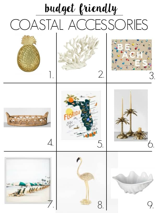 How To Mix Glam With Beach D 233 Cor At Home With Ashley
