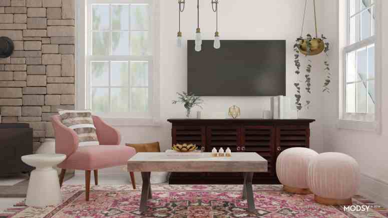 edesign review. Have you ever thought about paying for virtual interior design services so your can redesign your spaces? I give an honest review with my user experience and price list when I tried out Modsy. I give tips on which service to select and go over whether I recommend it or not.