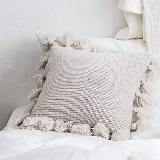 Where Do You Get Your Pillow Covers At Home With Ashley Best Affordable Decorative Bed Pillows