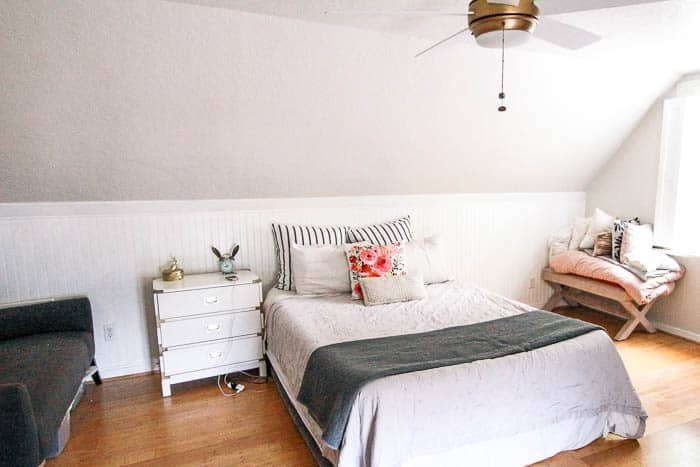 one room challenge week two master bedroom demo and plans
