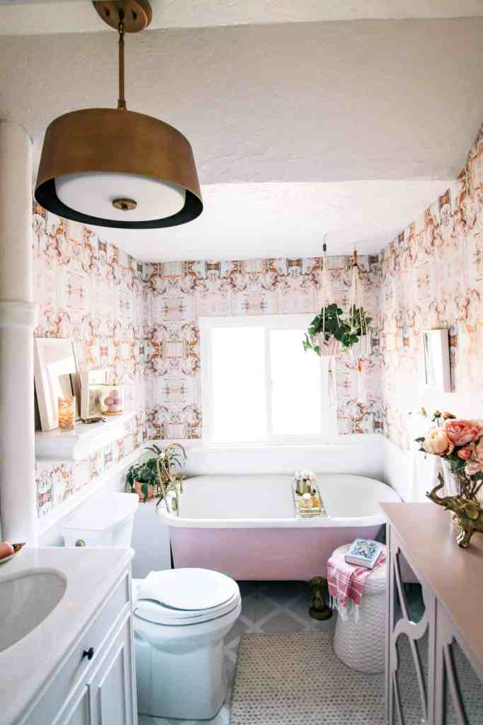 how much my bathroom redo cost at home with ashley