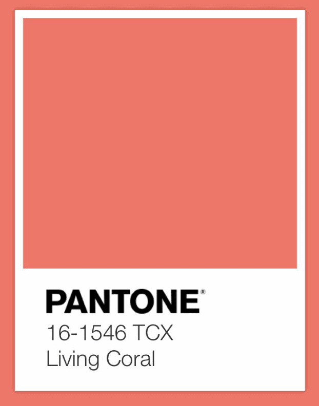 How To Add Pantone Color Of The Year Coral Your Home At With Ashley