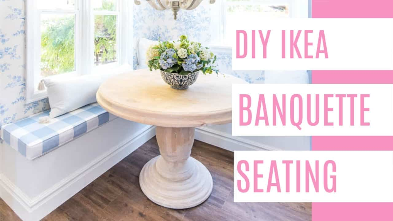 Miraculous Ikea Hack Banquette Seating At Home With Ashley Caraccident5 Cool Chair Designs And Ideas Caraccident5Info