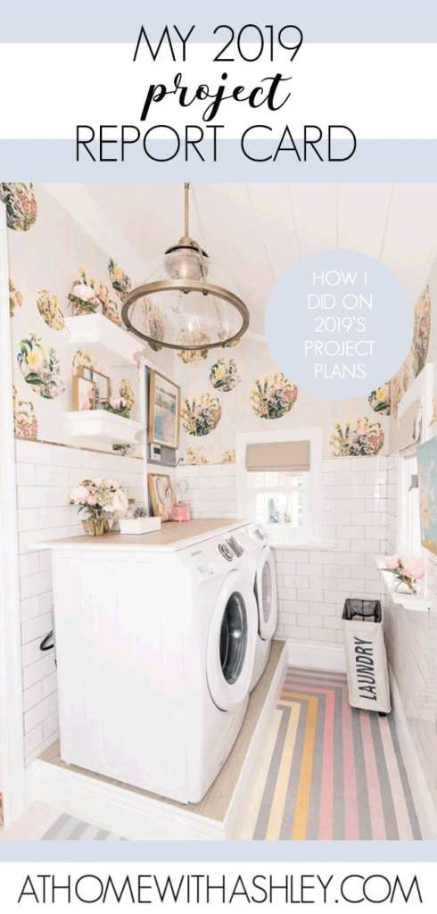 It was an exciting year at my home, Fairview Cottage! I was busy with lots of fun renovation projects. It keeps becoming more of a dream home! I transformed a lot of spaces into rooms that inspire me. Come see how I did on my project report card from 2019. #2019review #myfavoriteprojects