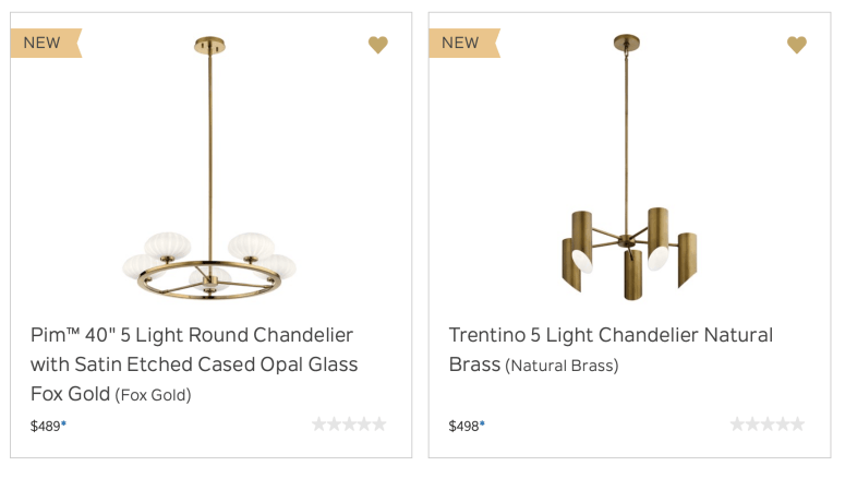 how to choose light fixtures for your home. Do you need a pendant, chandelier, or hanging light for your vanity, kitchen, island, bedroom, or dining room? I hace tips for how to choose coordinating lights to make a lighting plan including brass, modern, and boho style lights