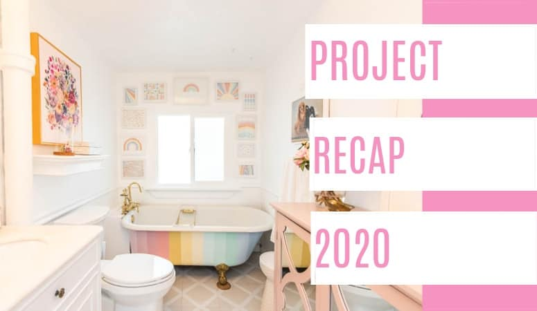 2020 Project Recap