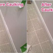 The Magic of Caulking