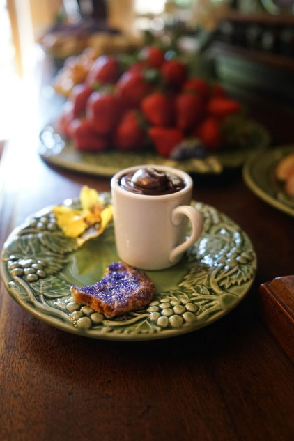 Chocolate Pudding (Summer Solstice Party)