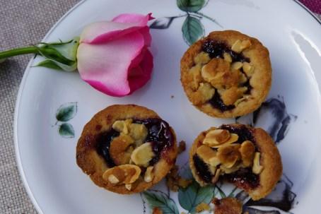 One-Bite Cherry Pies.