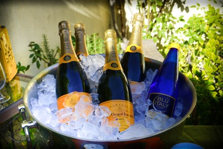 Ready to toast the New Year with Veuve Clicquot!