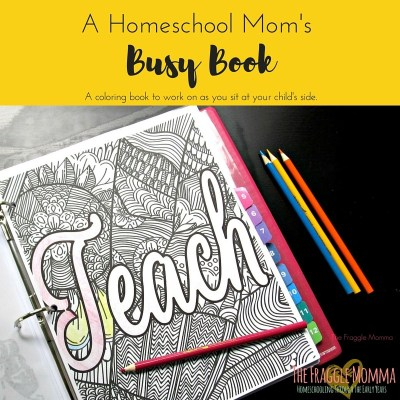 A Homeschool Mom'sBusyBookFB