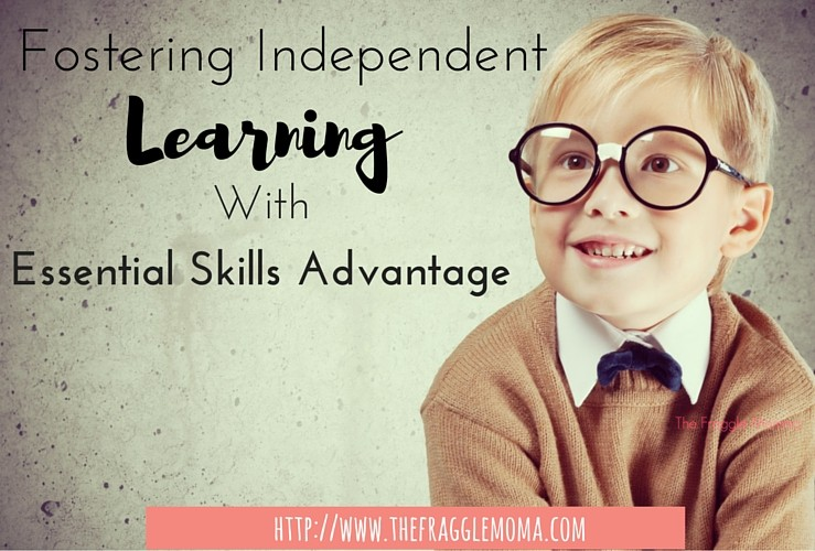 Essential Skills Advantage- Helping Foster Independent Learning
