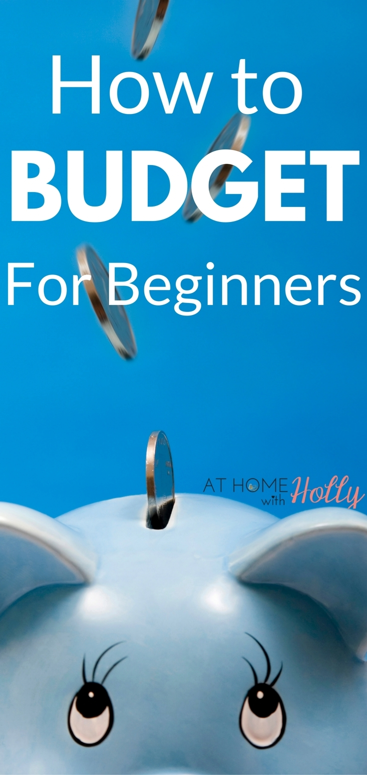 How To Budget Beginners
