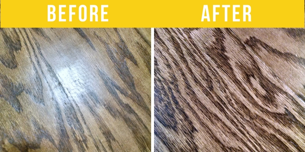 Hardwood Floors | Cleaning